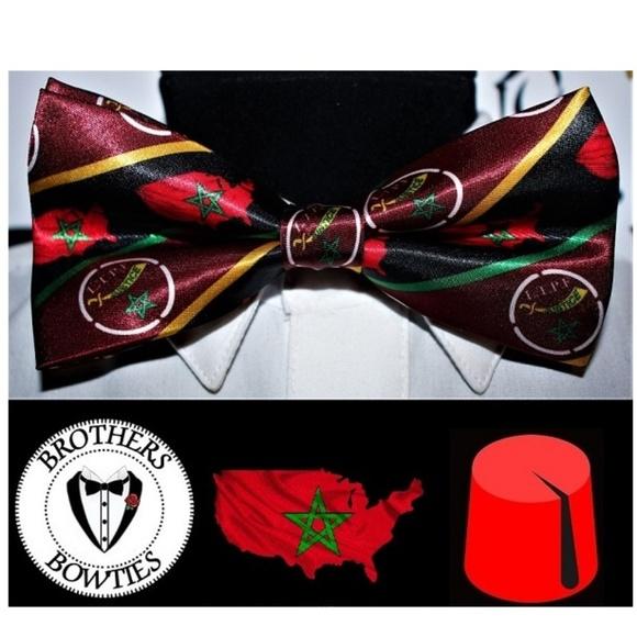 Moorish bowtie, Moorish Science Temple of America